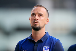 File photo dated 19-07-2017 of England manager Mark Sampson.