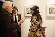 HOMER SYKES; NICK HACKWORTH; PRICE LATIMER-AGAH, 2013 London Art Fair vip private view.  Business Design Centre, Upper Street, London, 15 January 2013