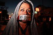 Coatzacoalcos, Veracruz, 17 de septiembre de 2011.<br /> Caravana al Sur, 2011. Movimiento por la Paz con Justicia y Dignidad. (Foto: Prometeo Lucero)