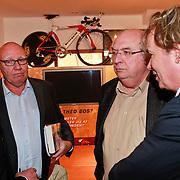 NLD/Amsterdam/20110221 - Boekpresentatie De Sportcanon, Kees Jansma, Ad van Liempt en Tom Egbers