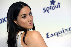 May 16, 2014 - New York, New York, USA - Meghan Markle attends the 2014 NBCUniversal Cable Entertainment Upfronts at The Jacob K. Javits Convention Center on May 15, 2014 in New York City (Credit Image: © Future-Image/ZUMAPRESS.com)