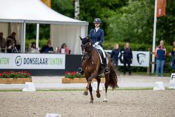 Rockx Thalia, NED, Golden Dancer de la Fazenda<br /> Nederlands Kampioenschap<br /> Ermelo 2021<br /> © Hippo Foto - Dirk Caremans<br />  06/06/2021