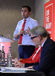 Anas Sarwar has launched his campaign for Scottish Labour leader with the support of over 65 councillors as nominations open in the election.<br />