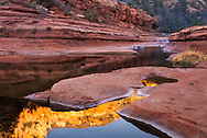 Slide Rock State Park, Oak Creek Canyon, Sedona, AZ