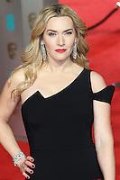 Kate Winslet, EE British Academy Film Awards 2016 (BAFTAs), Royal Opera House, London UK, 14 February 2016, Photo by Richard Goldschmidt