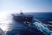 USS Ranger CV-61 military carriers