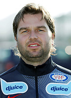 Fotball<br /> Portretter Tippeligaen 2006<br /> Foto: Morten Olsen, Digitalsport<br /> <br /> Petter Myhre<br /> Vålerenga