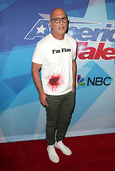"""16 August 2017 - Hollywood, California - Howie Mandel. NBC """"America's Got Talent"""" Season 12 Live Show held at the Dolby Theatre. Photo Credit: F. Sadou/AdMedia"""