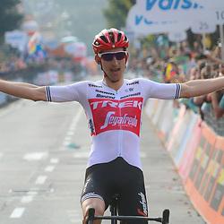 12-10-2019: Cycling: Il Lombardia: Como<br /> Bauke Mollema wins Il Lombardia. The last Dutch winner was Hennie Kuiper in 1981