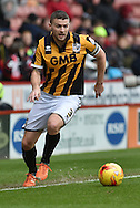Carl Dickinson of Port Vale  during the Sky Bet League 1 match between Sheffield Utd and Port Vale at Bramall Lane, Sheffield, England on 20 February 2016. Photo by Ian Lyall.
