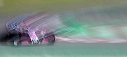 May 16, 2018 - Barcelona, Spain - Nicholas Lafiti, team Sahara Force India, during the Formula 1 testing at the Barcelona Catalunya Circuit, on 16th May 2018 in Barcelona, Spain.  Photo: Joan Valls/Urbanandsport /NurPhoto. (Credit Image: © Joan Valls/NurPhoto via ZUMA Press)