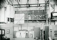 1912 Lubin Mfg. Co. movie set