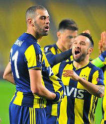 February 12, 2019 - Istanbul, Turkey - Fenerbahçe - Zenit UEFA Avrupa Ligi (Credit Image: © Aziz Uzun - Depo Photos/Depo Photos via ZUMA Wire)