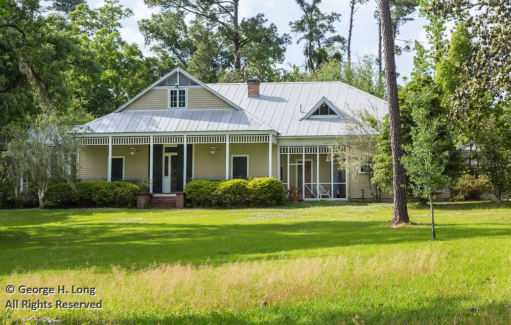 The Blitch family home, Ahmeek, in Abita Springs, Louisiana