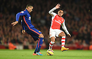 Arsenal v Manchester United 221114