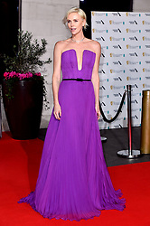 Charlize Theron attending the after show party for the 73rd British Academy Film Awards.