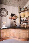 Old provisions store as gift shop at Torre De Palma Wine Hotel, Herdade de Torre de Palma > torredepalma.com