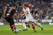 Luca Modric in action