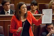 Soraya Rodriguez, representative of socialist group