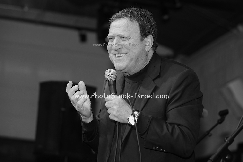 Yehoram Gaon (born December 28, 1939) is a Jewish Israeli singer, actor, director, producer, TV and radio host, and public figure