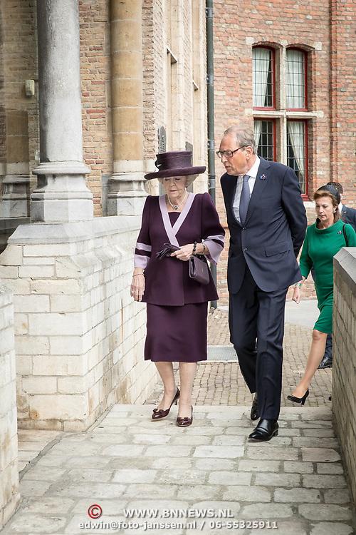 NLD/Middelburg/20180516 -Four Freedom Awards 2018, Prinses Beatrix