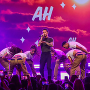 Liam Payne Performances at Westfield London's 10-year birthday celebrations at Westfield Square on 30 October 2018, London, UK.