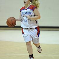 2.24.2011 Mapleton vs HIllsdale Girls Varsity Basketball