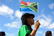 Viering van Freedom Day, Zuid Afrika
