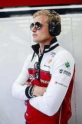 August 30, 2019, Spa-Francorchamps, Belgium: Motorsports: FIA Formula One World Championship 2019, Grand Prix of Belgium, ..Marcus Ericsson (SWE, Alfa Romeo Racing) (Credit Image: © Hoch Zwei via ZUMA Wire)