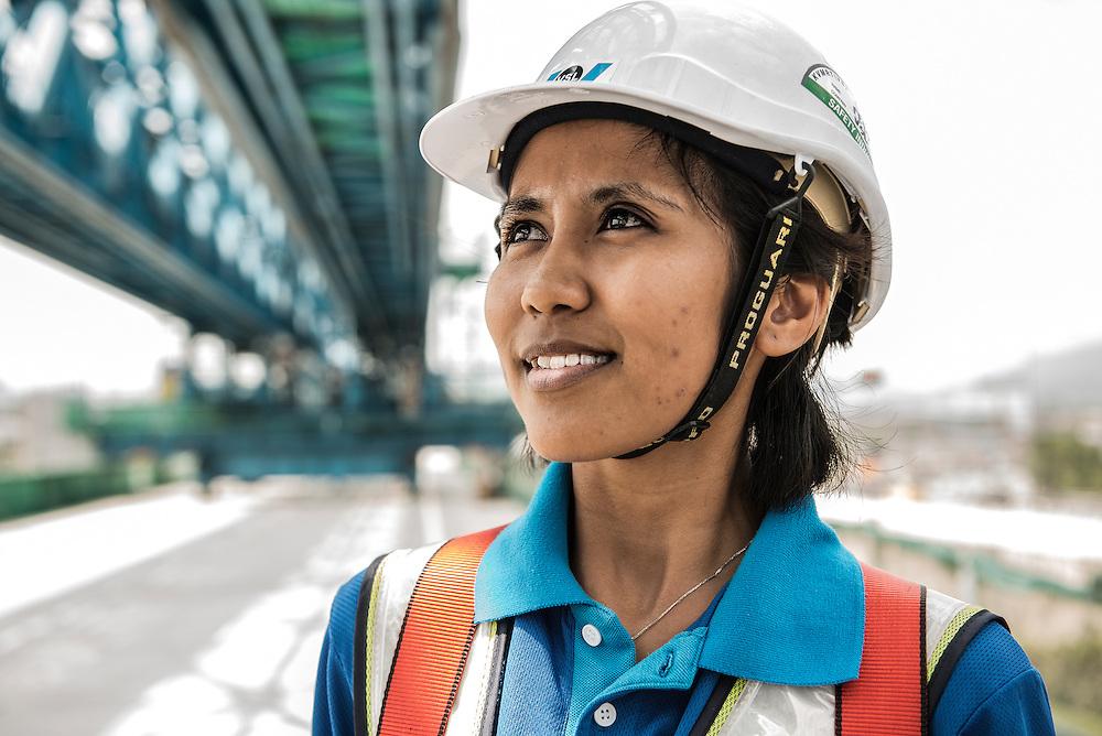 Malaysia / Kuala Lumpur <br /> <br /> VSL / Creation of the Sungai Buloh - Kajang Line (Blue Line) for MRT Malaysia<br /> <br /> <br /> © Daniele Mattioli China Corporate Photographer for VSL /  Bouygues
