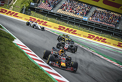May 13, 2018 - Barcelona, Catalonia, Spain - KEVIN MAGNUSSEN (DAN) drives during the Spanish GP at Circuit de Barcelona - Catalunya in his Red Bull RB14 (Credit Image: © Matthias Oesterle via ZUMA Wire)