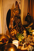 Chakra alignment at Chiva Som