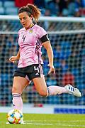 Scotland Captain Rachel CORSIE (Utah Royals FC (USA)) during the International Friendly match between Scotland Women and Jamaica Women at Hampden Park, Glasgow, United Kingdom on 28 May 2019.