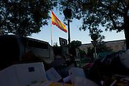 111413 Madrid Trash Strike