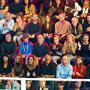 NLD/Amsterdam/20181107 - Opname Boxingstars 2018, 2e aflevering, familie en vrienden Michael Boogerd