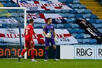 Ben Hinchliffe. Stockport County FC 2-0 Wrexham FC. Vanarama National League. 28.12.20
