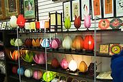 San Francisco California USA, California Chine town in downtown SF chinese design shop, interior