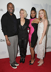 """Premiere of """"Pimp"""" held at Pacific Theatres at The Grove on November 7, 2018 in Los Angeles, California. 07 Nov 2018 Pictured: Lee Daniels, Christine Crokos, Haley Ramm, Keke Palmer. Photo credit: @parisamichelle / MEGA TheMegaAgency.com +1 888 505 6342"""