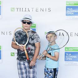 20140713: SLO, Tennis - ATP Challenger Tilia Slovenia Open- Players corner
