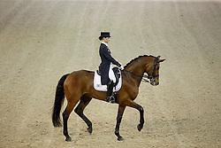 Verliefden Fanny, (BEL), Annarico<br /> Indoor Brabant - 's Hertogenbosch 2016<br /> © Hippo Foto - Dirk Caremans<br /> 11/03/16