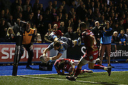 281016 Cardiff Blues v Scarlets