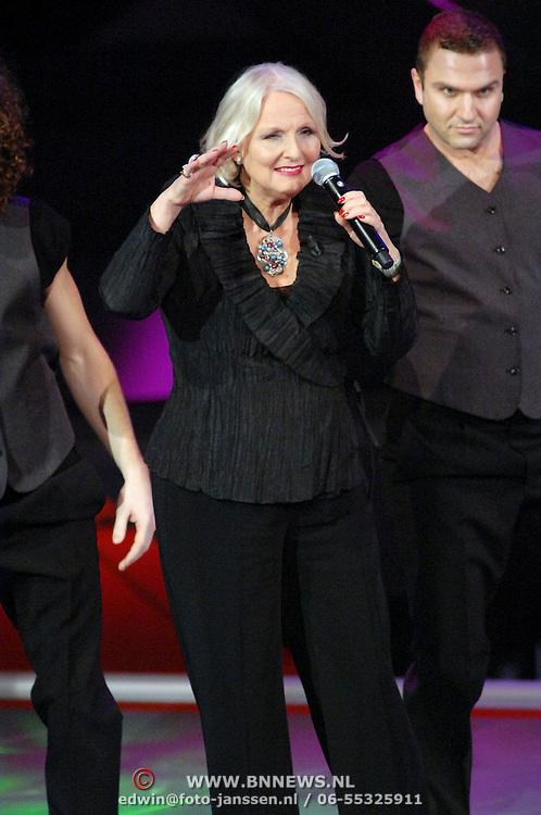 NLD/Hilversum/20061230 - 1e Live uitzending X-Factor 2006, deelneemster Dorine