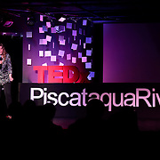 Nicole Galovski hosting TEDx Piscataqua, May 6, 2015 at 3S Artspace in Portsmouth NH