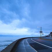Today's Fall Sunrise  at Narragansett Town Beach, Narragansett, RI,  December  7, 2013. #waves #beach #rhodeisland #sunrise