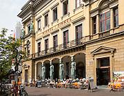 Winkel van Sinkel historic building, Utrecht, Netherlands