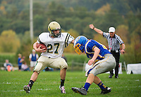 Varsity Gilford football versus Bishop Brady at Meadows Field Saturday, October 6, 2012.