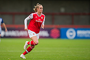 Jill Roord (Arsenal) during the Brighton and Hove Albion Women vs Arsenal Women, FA WSL Cup at The People's Pension Stadium, Crawley, England on 3 November 2019.