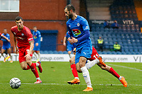 Adam Thomas. Stockport County 1 (6-7) 1 Chesterfield. Emirates FA Cup. 24.10.20