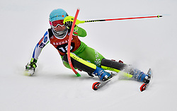 10.03.2017, Are, SWE, FIS Ski Alpin Junioren WM, Are 2017, Super G, Damen, im Bild Meta Hrovat (SLO), second // during ladie's SuperG of the FIS Junior World Ski Championships 2017. Are, Sweden on 2017/03/10. EXPA Pictures © 2017, PhotoCredit: EXPA/ Nisse<br /> <br /> *****ATTENTION - OUT of SWE*****