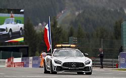 September 1, 2019, Spa-Francorchamps, Belgium: Motorsports: FIA Formula One World Championship 2019, Grand Prix of Belgium, ..F1 Safety Car, Mercedes-AMG GT R  (Credit Image: © Hoch Zwei via ZUMA Wire)